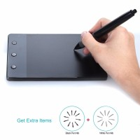 HUION H420 Digital Drawing Tablet Pentab OSU Alternatif Wacom