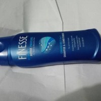 finesse enhancing 2 in 1 shampoo & conditioner for all hair types