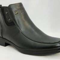 Sepatu pantofel boots pria kulit Jim joker ORIGINAL Venus 4B