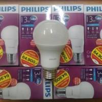 Bohlam Lampu LED Philips 13 Watt 13W Putih