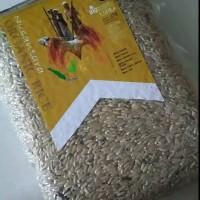 Jual Beras Coklat Organik 2 kg (Brown Rice) Organic Rice Nusantara Murah