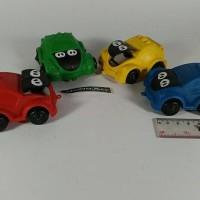 Mainan mobil sedan Jadul 90 an lucu