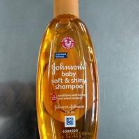 johnson baby soft and shiny shampoo 100 ml