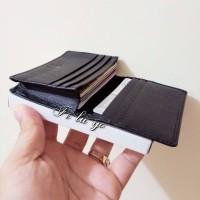 Dompet Kartu/Card Holder Kulit Braun Buffel Import