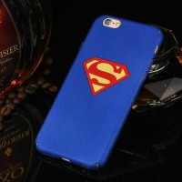 superman case for IPHONE 5 6 6P 7 7P
