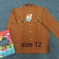 Baju Koko Anak / Bamus Atlas Junior