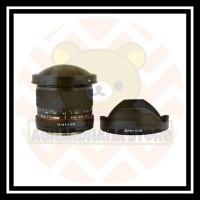 Lens Samyang For Canon 8mm F/3.5 Aspherical IF MC Fisheye CS II DH
