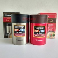 Zojirushi Stainless Food Jar Thermos 450ml tipe SW-HAE45