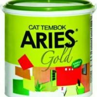 CAT ARIES GOLD 4,5 KG CAT TEMBOK MURAH BERKUALITAS MERK AVIA PAINTS