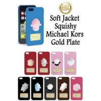 SQUISHY GOLD PLATE CASE HP IPHONE OPPO ASUS Nokia XIAOMI SAMSUNG VIVO