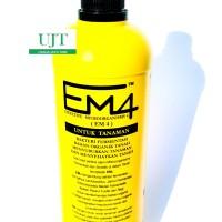 Pupuk Cair EM4 Kuning untuk Tanaman isi 1 Liter