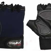 STAMINA SPORTS FITNESS GLOVES Men- Free Handuk Fitness (M)
