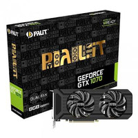 VGA Digital Alliance (Palit) GTX 1070 Dual Oc 8GB DDR5