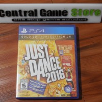 PS4 Just Dance 2016 (Gold Edition)