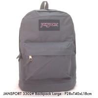 ANEKA TAS WANITA JANSPORT 3302 BACKPACK LARGE - 3000001