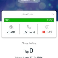 PERDANA INTERNET XL 17GB/60 HARI +15 MENIT NELPON +UNLIMITED YouTube