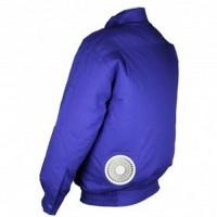 Jaket AC Kipas Pendingin Cooling Fan Air Conditioner Summer Jacket Siz