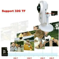 Terbaru IP Camera Mini Wifi Webcam Nirkabel Audio 720HD