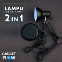 Jual Lampu Meja Arsitek Model Jepit / Lampu Belajar Baca JM 800 Murah