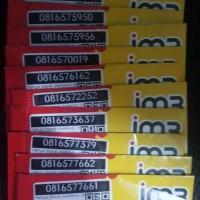 Indosat im3 mentari 10 digit cantik tarif rp.1