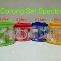 Corong Set Spectra Xs / S / M
