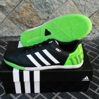 Sepatu Futsal Adidas 11 Pro Black Sol Karet Mentah