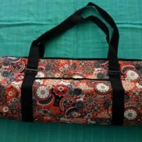 Jual Yoga Mat Bag Waterproof - Tas Matras Yoga Ukuran Besar - Tahan Air Murah