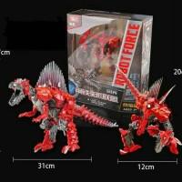 Transformer AOE Scorn Dinobot merk Weijiang