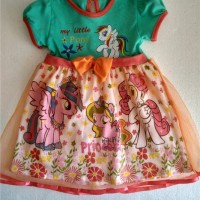 Jual Dress Tutu Little Poni Murah