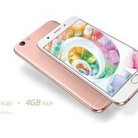 Oppo F3 Plus Smartphone - Rose Gold [64GB/4GB]
