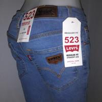 GROSIR Celana Jeans Levis skinny wanita size 33 - 38, warna biru muda