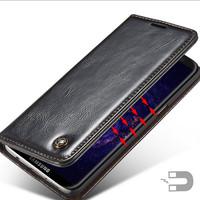 Flipcover Slim Caseme Book Leather Flip Case Cover Casing Iphone 6 6S