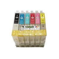 Reffiliable/Mini CISS Epson R1290/R1390 - Tanpa Selang