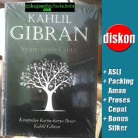 Syair-Syair Cinta, Kumpulan Karya Besar Kahlil GIbran (Hard Cover)