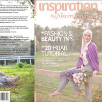 Buku Inspirasi Wanita Tips Hijab Tutorial : INSPIRATION BY RIA MIRANDA