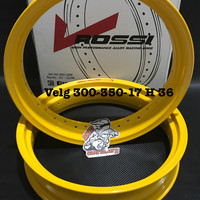 Velg Rossi SPRINTXD 300-350-17 H36