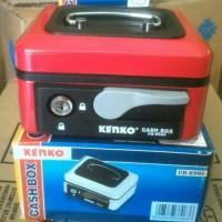 Cash Box Kenko CB-898S / Brankas uang perhiasan
