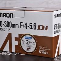 [New] Tamron AF 70-300mm f/4-5.6 Di LD Macro 1:2 for Nikon