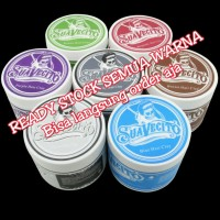 Suavecito Hair Wax colour ( 7warna ) HARGA MURAH + Sisir Warna