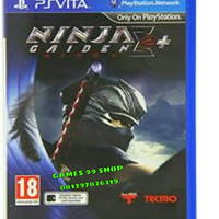 PS VITA NINJA GAIDEN SIGMA 2 PLUS/ GAME VITA