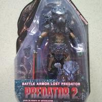 NECA Battle Armor Lost Predator Series 11 MOC ORI ORIGINAL