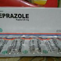 Omeprazole 20 mg Obat Maag