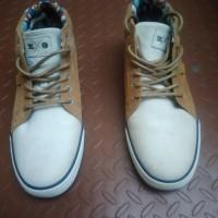 sepatu kulit DC 2nd 44 45 original nike adidas new balance converse