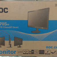Jual Monitor 19 Inch AOC E970SW Murah