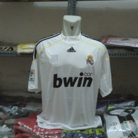 Jersey Retro A3 AAA Real Madrid home 2009 2010