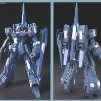 Daban HG 1/144 Gundam RGZ-95 Rezel , seri unicorn , bisa jadi pesawat