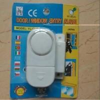 Alarm pintu/jendela anti maling