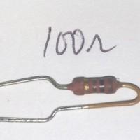 S4800 Resistor R12W 100 ohm 5 carbon Film Japa KODE YT4800