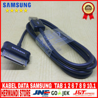 Kabel Data USB Samsung Galaxy Tab 1/2/7/8. 9/10.1 ORIGINAL 100%