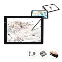 XP-Pen LED Tracing Light Pad Graphics Drawing Pen Tablet - CPA4 MURAH